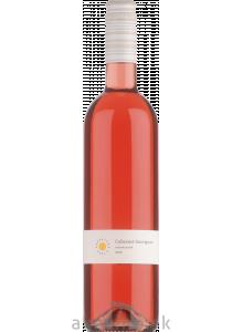 Karpatská perla Cabernet Sauvignon rosé 2020 suché