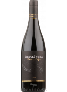 Žitavské vinice Hron 2017 barrique
