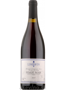 Limbavin Pinot Noir 2017 akostné odrodové