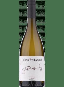 Mrva & Stanko 3 Burgundy 2020 akostné značkové