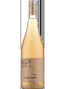 Rodinné vinárstvo Kasnyik Tramín Orange 2019