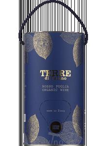 Terre di Faiano Rosso Puglia Organic 2020 Bag-In-Box 2.25l