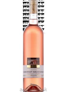 Chowaniec & Krajčírovič Cabernet Sauvignon rosé 2020 akostné odrodové polosuché