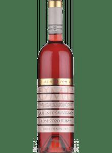 Martin Pomfy - MAVÍN Cabernet Sauvignon rosé Rúbaň 2020 akostné odrodové suché