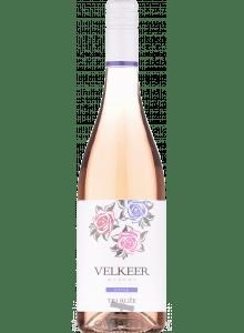Velkeer Tri ruže rosé 2020 akostné značkové polosuché