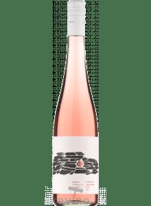 Víno Rariga Cabernet Sauvignon rosé 2020 akostné odrodové polosuché