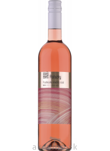 Víno Ratuzky Frankovka modrá rosé 2020
