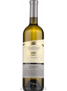 Skovajsa Chardonnay 2020 akostné odrodové