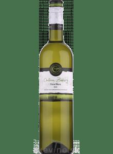 Pavelka Chateau Zumberg Pinot Blanc 2020 akostné odrodové polosuché