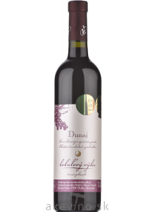 Víno Dudo Dunaj 2019 bobuľový výber