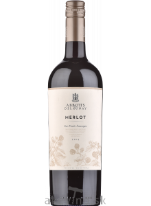 Abbotts & Delaunay Fruits Sauvages Merlot Pays D'OC IGP 2019