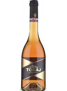 Chateau Grand Bari Tokajský výber 5-putňový 2017 0.5L sladké