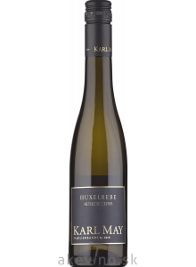 Karl May Huxelrebe Auslese 2018 0.375L