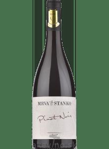 Mrva & Stanko Pinot Noir 2017 výber z hrozna (Čachtice)