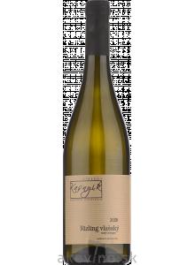 Rodinné vinárstvo Kasnyik Rizling vlašský malý strapec 2020