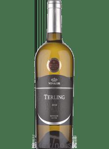 Vinkor Cuveé TERLING 2018 akostné značkové biele