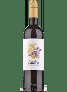 Víno s dušou Frankovka modrá 2017 neskorý zber