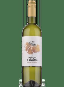 Víno s dušou Rizling rýnsky 2019 akostné odrodové