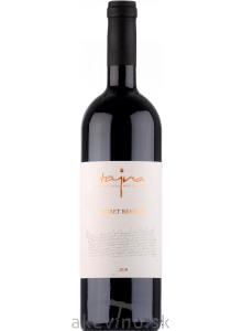 Víno Tajna Cuvée Secret Reserva 2018