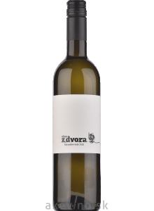 Víno z dvora Rulandské šedé 2020