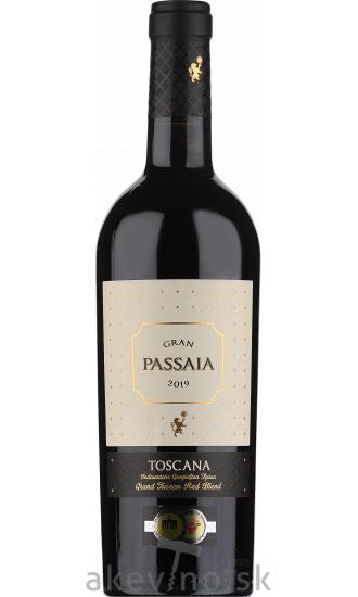 Cielo e Terra Gran Passaia Rosso Toscana 2019