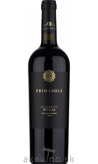 Cielo e Terra Primasole Primitivo Puglia IGT 2019