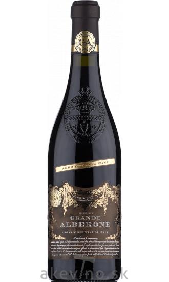 Giordano vini Grande Alberone Vino Rosso d'Italia Organic 2019
