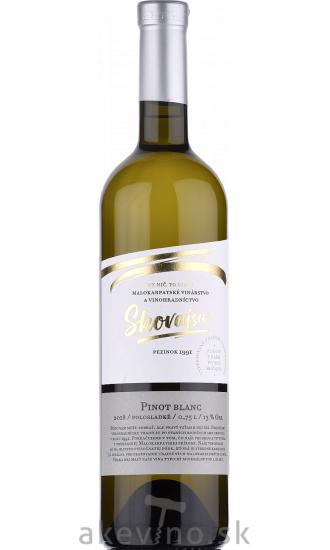 Skovajsa Pinot Blanc 2018 polosladké