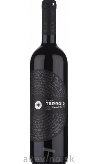 Víno Nichta TERROIR Svätovavrinecké 2018 akostné odrodové