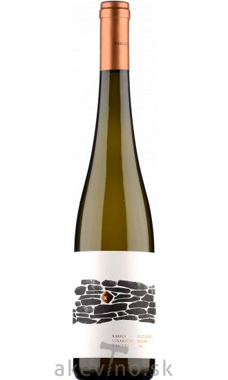 Víno Rariga Veltlínske zelené 2018 akostné odrodové