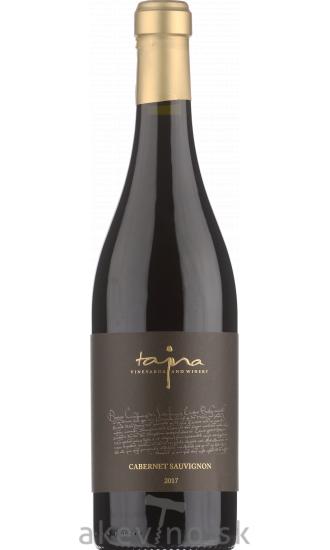Víno Tajna Cabernet Sauvignon 2017