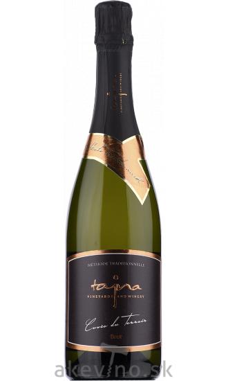 Víno Tajna Sekt Cuvée du Terroir brut