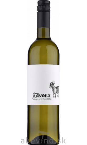 Víno z dvora Veltlínske červené skoré 2020