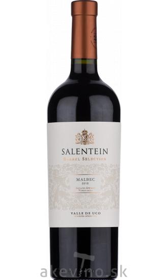 Bodegas Salentein Barrel Selection Malbec 2018