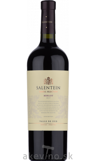 Bodegas Salentein Barrel Selection Merlot 2017