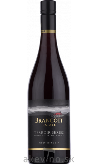 Brancott Estate Terroir Series Pinot Noir Reserve Marlborough 2017