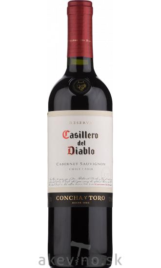 Concha y Toro Casillero Del Diablo Cabernet Sauvignon Reserva 2019
