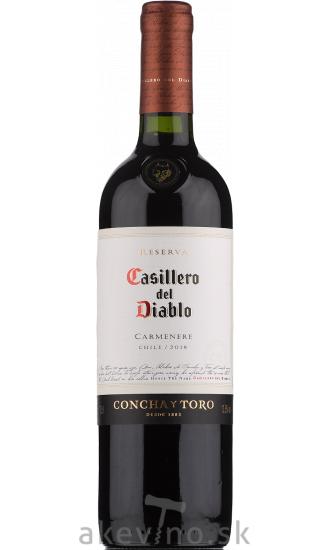 Concha y Toro Casillero Del Diablo Carmenere Reserva 2019