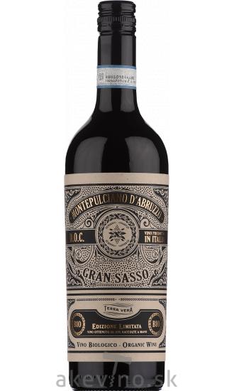 Farnese vini Gran Sasso Montepulciano d'Abruzzo DOC 2019 BIO