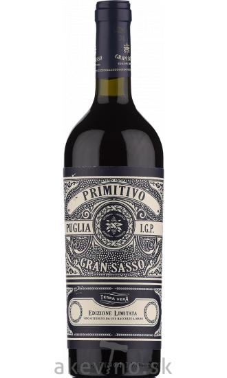 Farnese vini Gran Sasso Primitivo Puglia IPG 2020