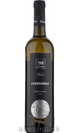 Movino Vášeň Chardonnay 2018 výber z hrozna