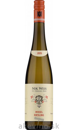 Nik Weis - St. Urbans-Hof Mosel Riesling Gutswein 2019