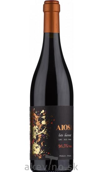 Orion Wines Aiosa Rosso Puglia IGP 2018