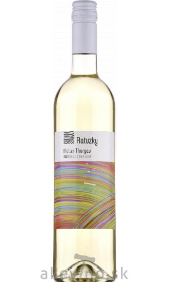 Víno Ratuzky Müller-Thurgau 2020