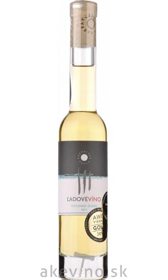 Karpatská Perla Veltlínske zelené 2015 ľadové víno 0.2l
