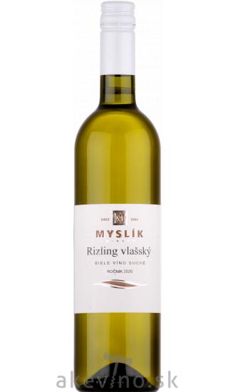 Myslík Winery Rizling vlašský 2020