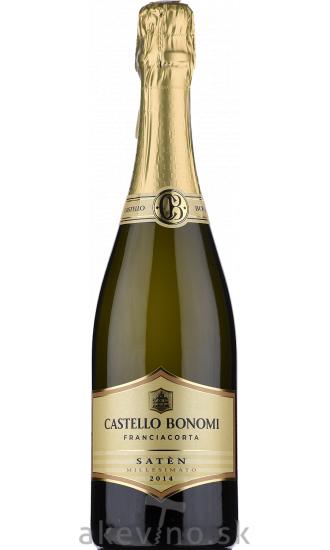 Castello Bonomi Franciacorta Satén DOCG brut 2014