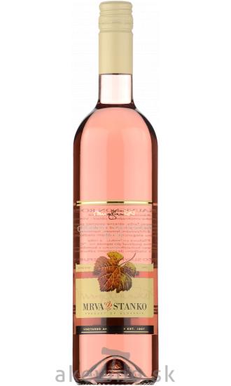 Mrva & Stanko Cabernet Sauvignon rosé 2020 akostné odrodové suché