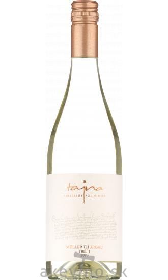Víno Tajna Müller-Thurgau Fresh 2020 polosuché