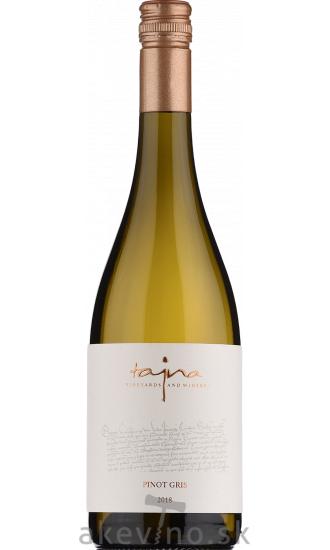 Víno Tajna Pinot Gris 2018